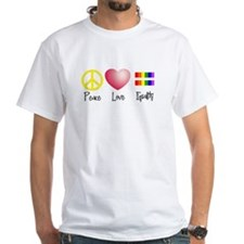 Peace, Love, Equality Shirt