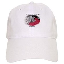 Hungover Helpful Kitty Baseball Cap