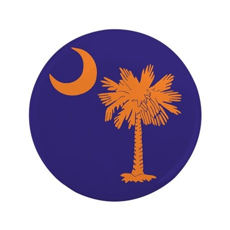 Orange and Purple SC Flag 3.5