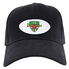 Dominica distressed Flag Baseball Hat