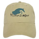 Hunter Jumper Horse Baseball Cap