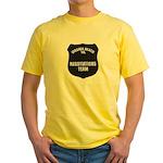 VA Beach Negotiator Yellow T-Shirt