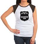 VA Beach Negotiator Women's Cap Sleeve T-Shirt