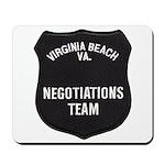 VA Beach Negotiator Mousepad