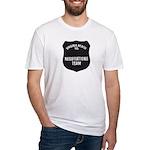 VA Beach Negotiator Fitted T-Shirt