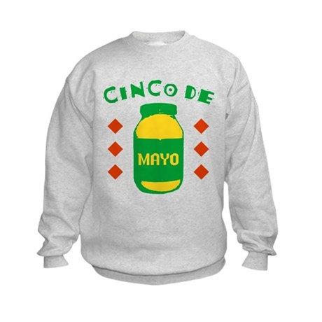 Cinco De Mayo Kids Sweatshirt