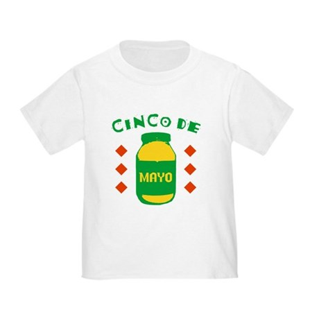 Cinco De Mayo Toddler T-Shirt