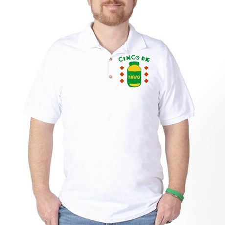 Cinco De Mayo Golf Shirt