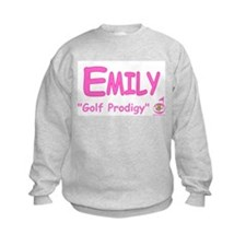 """Golf Prodigy"" Clothing Sweatshirt"