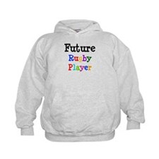 Future Rugby Player Hoody