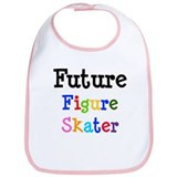 Future Figure Skater Bib