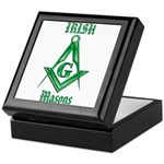 The Irish Masons Keepsake Box