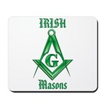The Irish Masons Mousepad