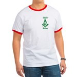 The Irish Masons Ringer T
