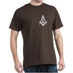 The Master Masons S&C Dark T-Shirt