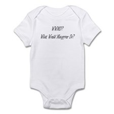 Unique Macgyver Infant Bodysuit