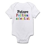 Political Scientist Infant Bodysuit