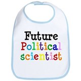 Political Scientist Bib