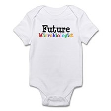 Microbiologist Infant Bodysuit