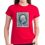 Stamp collecting Tee