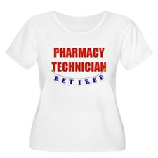 Retired Pharmacy Technician T-Shirt