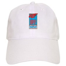 Live Lobster Baseball Cap