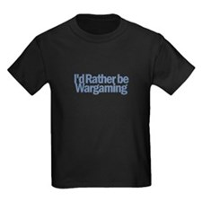 I'd Rather be wargaming T