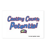 Casting Couch Pontential Postcards (Package of 8)