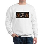 ATHEIST ORANGE Sweatshirt