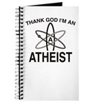 THANK GOD I'M ATHEIST Journal
