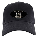 THANK GOD I'M ATHEIST Black Cap