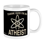 THANK GOD I'M ATHEIST DARK Mug