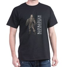 Barbarian Black T-Shirt
