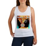 Scratch To Win All My Love! Women's Tank Top