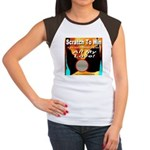Scratch To Win All My Love! Women's Cap Sleeve T-S