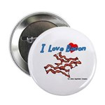 I Love Bacon Button