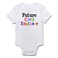 Civil Engineer Infant Bodysuit