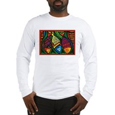 Stop Light Fish Long Sleeve T-Shirt