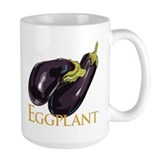 Eggplant/Aubergine Mug