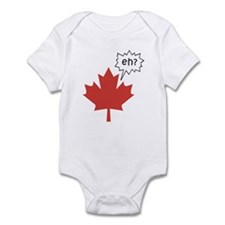 Canada EH? Infant Bodysuit