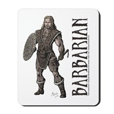 Barbarian Mousepad