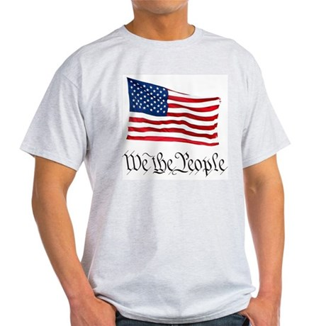 W.T.P. W/Flag Light T-Shirt