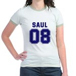 Saul 08 Jr. Ringer T-Shirt