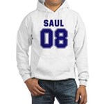Saul 08 Hooded Sweatshirt