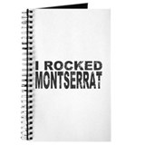 I Rocked Montserrat Journal