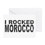 I Rocked Morocco Greeting Cards (Pk of 10)