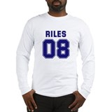 Riles 08 Long Sleeve T-Shirt