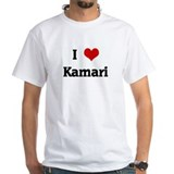 I Love Kamari Shirt