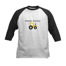 Middle Brother - Gold Tractor Tee