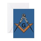 Masonic Get Well Greeting Cards (Pk of 20)